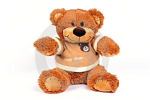 Brown Teddy Bear Royalty Free Stock Photos - Image: 8362688