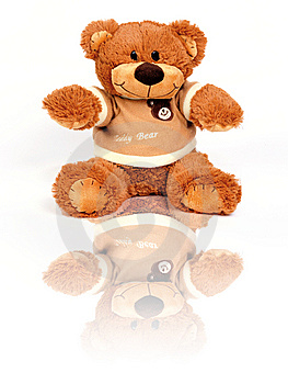Brown Teddy Bear Royalty Free Stock Images - Image: 8362829