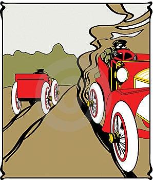 The Nineteenth Century Car Stock Photos - Image: 8363903