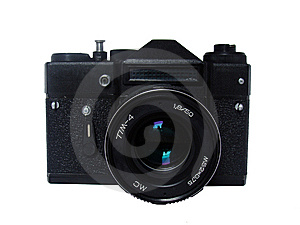 Camera Stock Photo - Image: 8364170