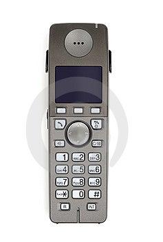 Single Phone Tube Stock Photography - Image: 8364922