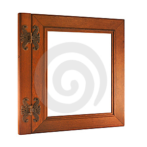 Elegant Picture Frame Stock Images - Image: 8364974