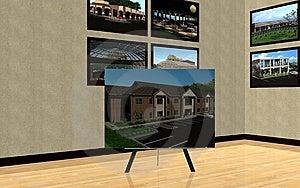 Designer's Office Stock Photos - Image: 8365443