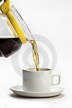 Herbal Tea And Teapot Stock Photography - Image: 8365952