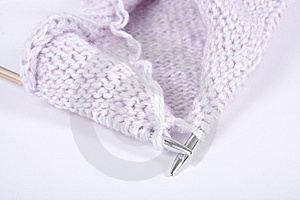 Knitting Royalty Free Stock Photos - Image: 8366808
