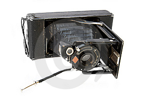 Old Retro Photo Camera Royalty Free Stock Photography - Image: 8366837