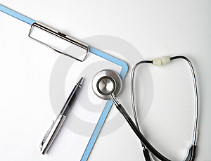 Stethoscope Royalty Free Stock Photos - Image: 8367678