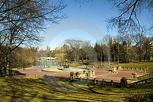 Central Park Stock Images - Image: 8367694