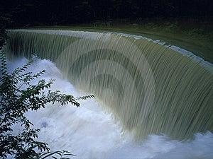 Wasserfall Lizenzfreies Stockbild - Bild: 8368656