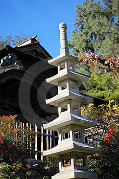 JAPANESE TEA GARDEN Royalty Free Stock Photography - Image: 8369547