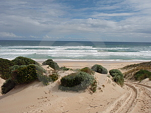 Pemberton Beach Stock Photo - Image: 8370920