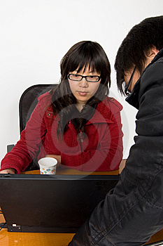 Leisure Work Royalty Free Stock Photos - Image: 8371028