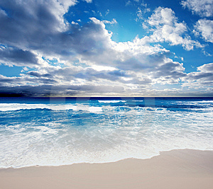 Late Afternoon Paradise Stock Photos - Image: 8372493
