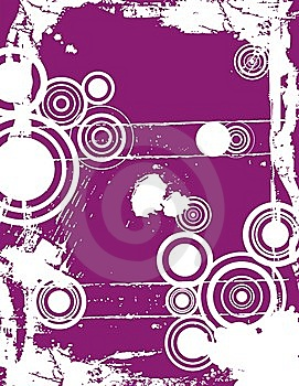 Abstract Circle Texture Stock Photography - Image: 8373852