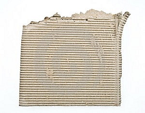 Cardboard Part Royalty Free Stock Photos - Image: 8374178