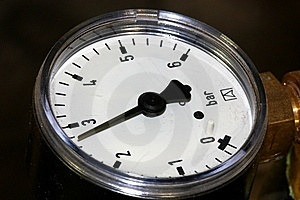 Barometer Stock Photos - Image: 8375383