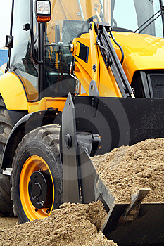 Bulldozer Stock Photos - Image: 8375703