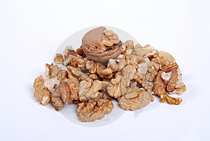 Nuts Royalty Free Stock Photos - Image: 8376958