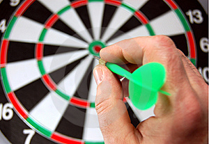 Darts Stock Images - Image: 8377154