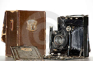 Vintage Camera Stock Photography - Image: 8378332