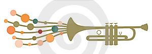 Trumpet Royalty Free Stock Photography - Image: 8380347