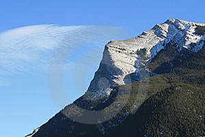 Majesty Of Rocky Mountains, Canada Royalty Free Stock Images - Image: 8380519
