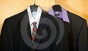 Suit Stock Photo - Image: 8380860