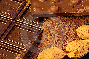 Chocolate Stock Image - Image: 8381651