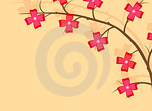 Branch Of A Plant Stock Photo - Image: 8382030
