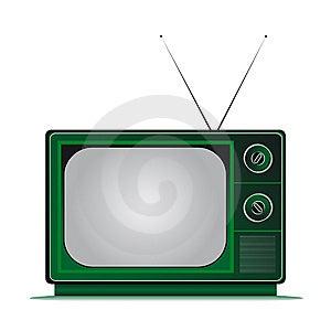 Retro Tv Stock Photography - Image: 8382112