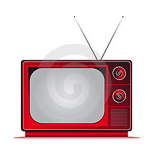 Retro Tv Royalty Free Stock Images - Image: 8382119