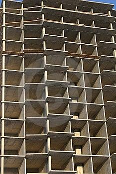Unfinished Building Royalty Free Stock Image - Image: 8382626