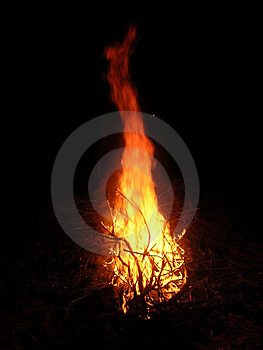 Fire! Royalty Free Stock Image - Image: 8384126