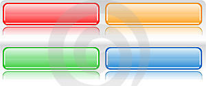 Color Buttons Stock Images - Image: 8384854