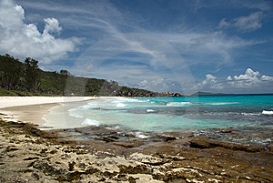 Grand Anse Stock Photos - Image: 8385233