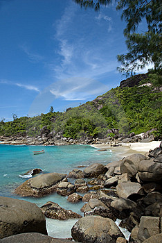 Anse Major Stock Photography - Image: 8385252