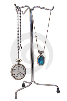 Antique Pocket Watch Stock Photo - Image: 8385520