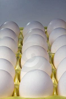 Carton Of Eggs Stock Photography - Image: 8386852