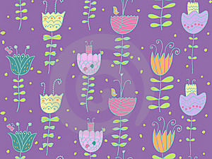Floral Pattern Royalty Free Stock Images - Image: 8386989