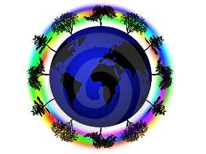 Earth Environment Stock Photo - Image: 8387840