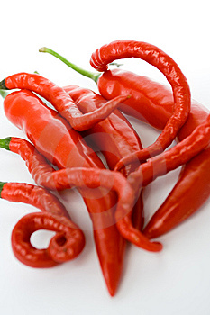 Red Chili Pepper Stock Photography - Image: 8388902
