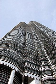 Kuala Lumpur Skyline, Malaysia Stock Images - Image: 8389294