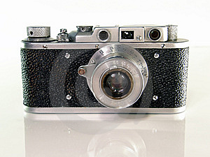 Old Photo Camera Royalty Free Stock Photo - Image: 8391125