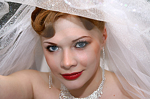 Bride Stock Photo - Image: 8391930