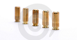 Bullets Stock Images - Image: 8392644