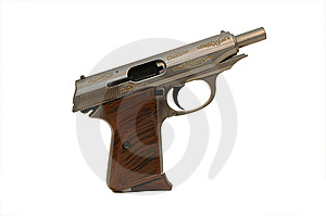 Gun Royalty Free Stock Photography - Image: 8394707