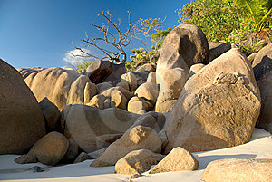 Anse Lazio Stock Photos - Image: 8398213
