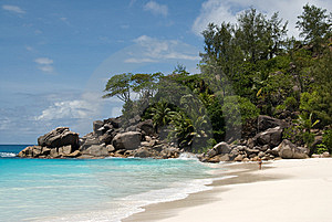 Anse Geogette Royalty Free Stock Photo - Image: 8398525