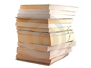 Heap Of Books Royalty Free Stock Photos - Image: 8399298
