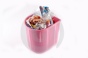 Recycle Bin Stock Photography - Image: 8399552